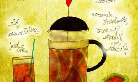 IllustraTEAve Review: Toffee Bean Tisane Blend
