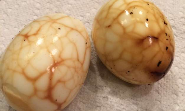 Blast From the Past: Let's Make Tea Eggs!