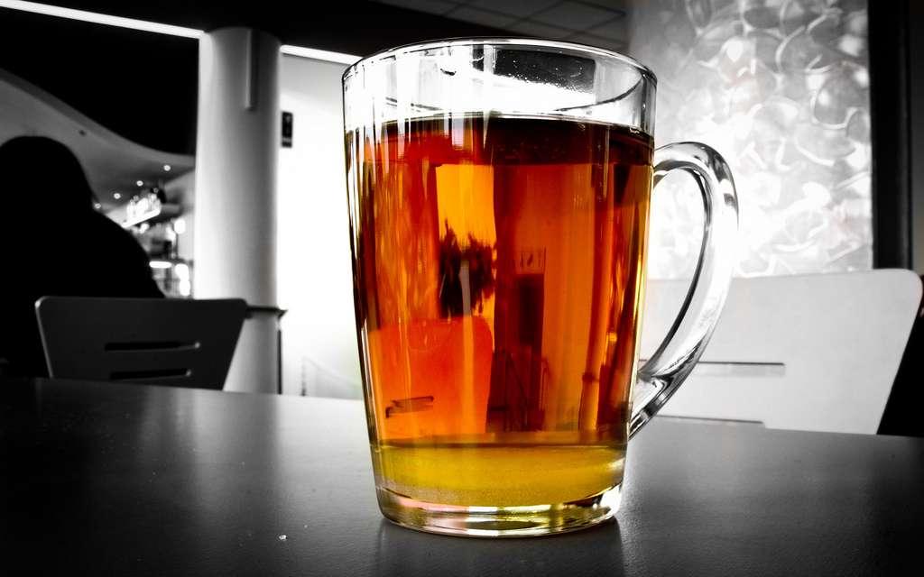 Tea in Pamplona