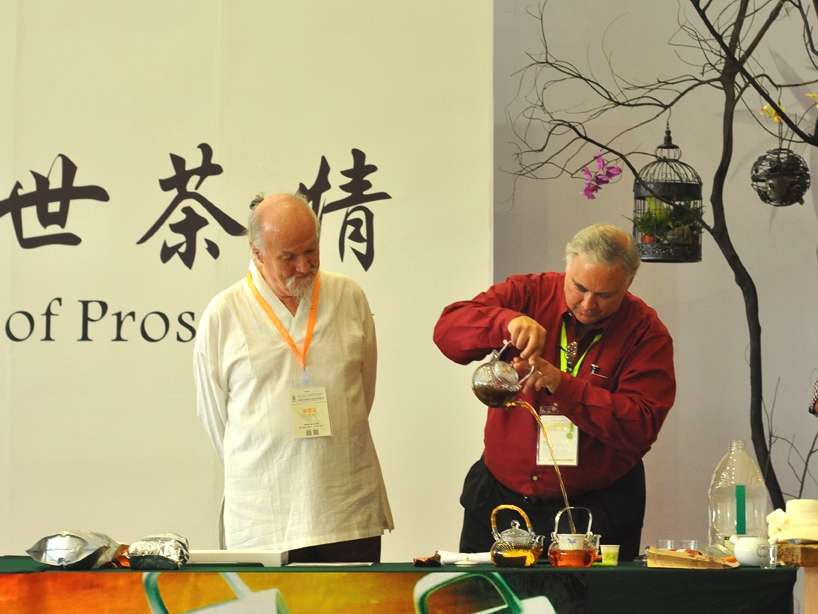 Tasting Tea in KC (and Las Vegas and Hong Kong and Xiamen)