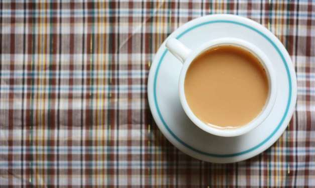Blast From the Past: Chai Tea – Healthy Beverage or Guilty Pleasure?