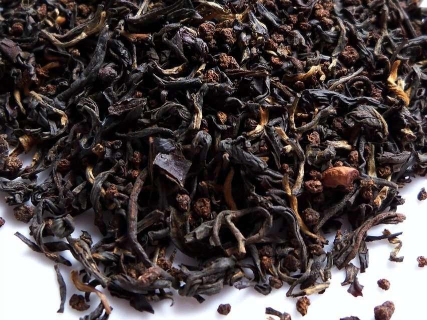 Finding a New Vocabulary to Describe Tea