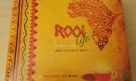 Review: Rooilife Rooibos Tea