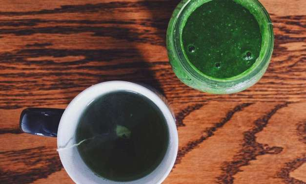 The dos and don'ts of green tea smoothies