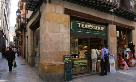 Tell us about your favorite tea shop!