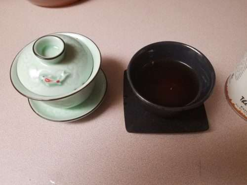 Using a Gaiwan For the First Time