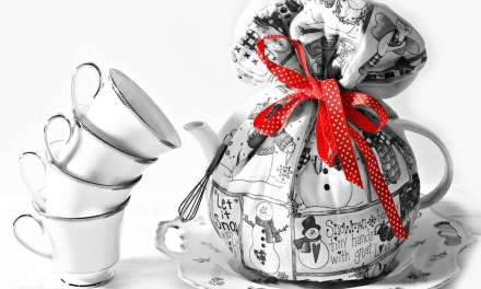 Blast From the Past: Ten ways to brighten your holiday with loose-leaf tea