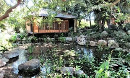 The Storrier Stearns Japanese Garden