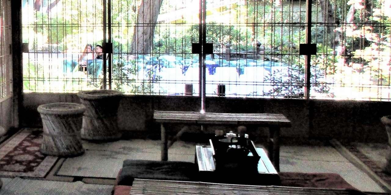 Portable Tearoom