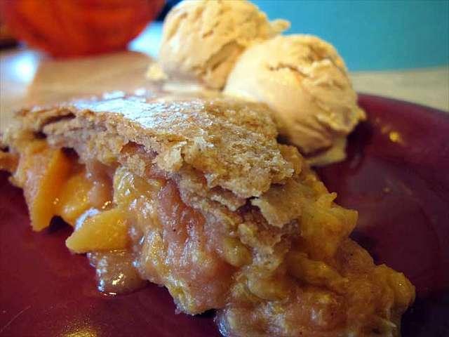 Easy as Darjeeling-Peach Pie