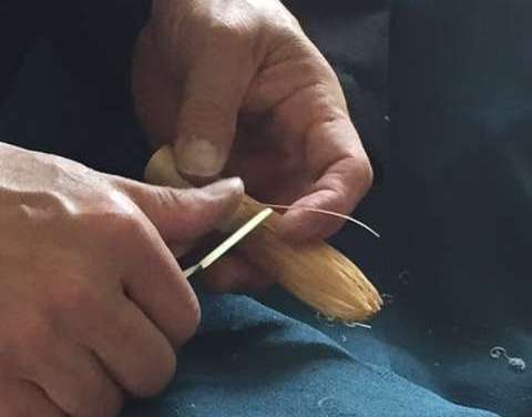 The Bamboo Whisk With a 500-Year History – Part Two