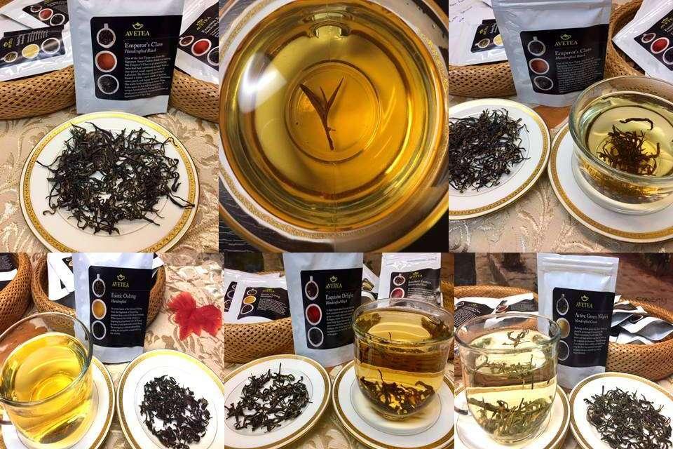 Ave Tea