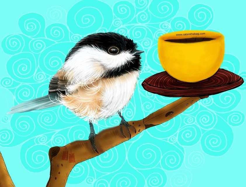 What My Tea Says to Me: Elixir