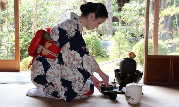 A Glimpse Into the Tea Ceremony