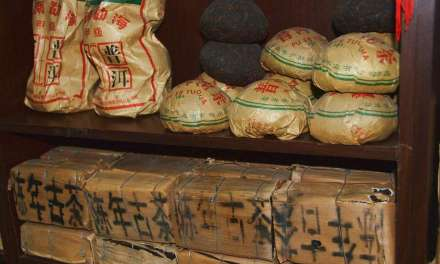 Pu'er Storage Background and Research Summary – Part 1