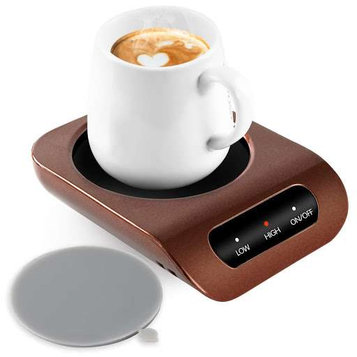 #7 Desktop Beverage Warmer – $26.99