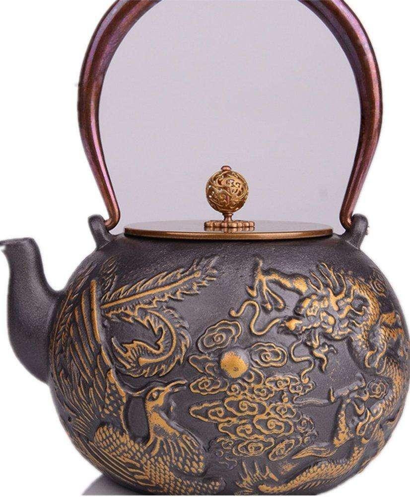 #11 Ruika Japanese Tetsubin Cast Iron Teapot – $99.99