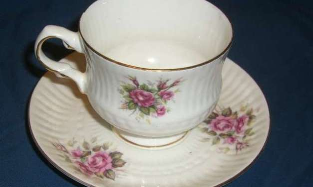 Blast From the Past: A storm in a tea cup