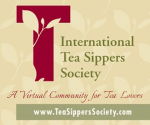 International Tea Sippers Society Graphic