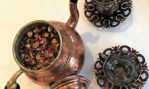 Uyghur Tea