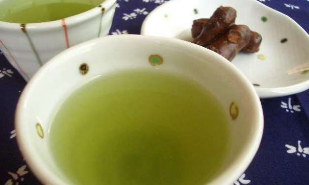 Tuesdays With Norwood, Re-Steeped: The Green Tea Ritual