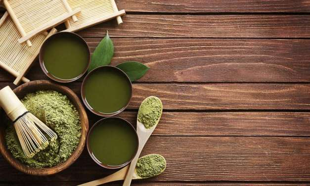 Green Tea For Beautiful Hair