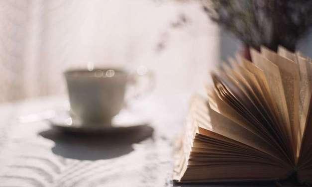Falling Into Tea With Books, a Tea-Tinged Reflection