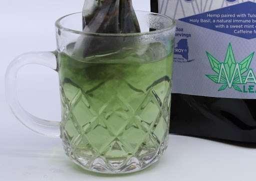 Introduction to Hemp and CBD Tea - Part 1 - Photo of hemp tea