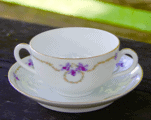 Teaware Oddities - Photo of bouillon cup