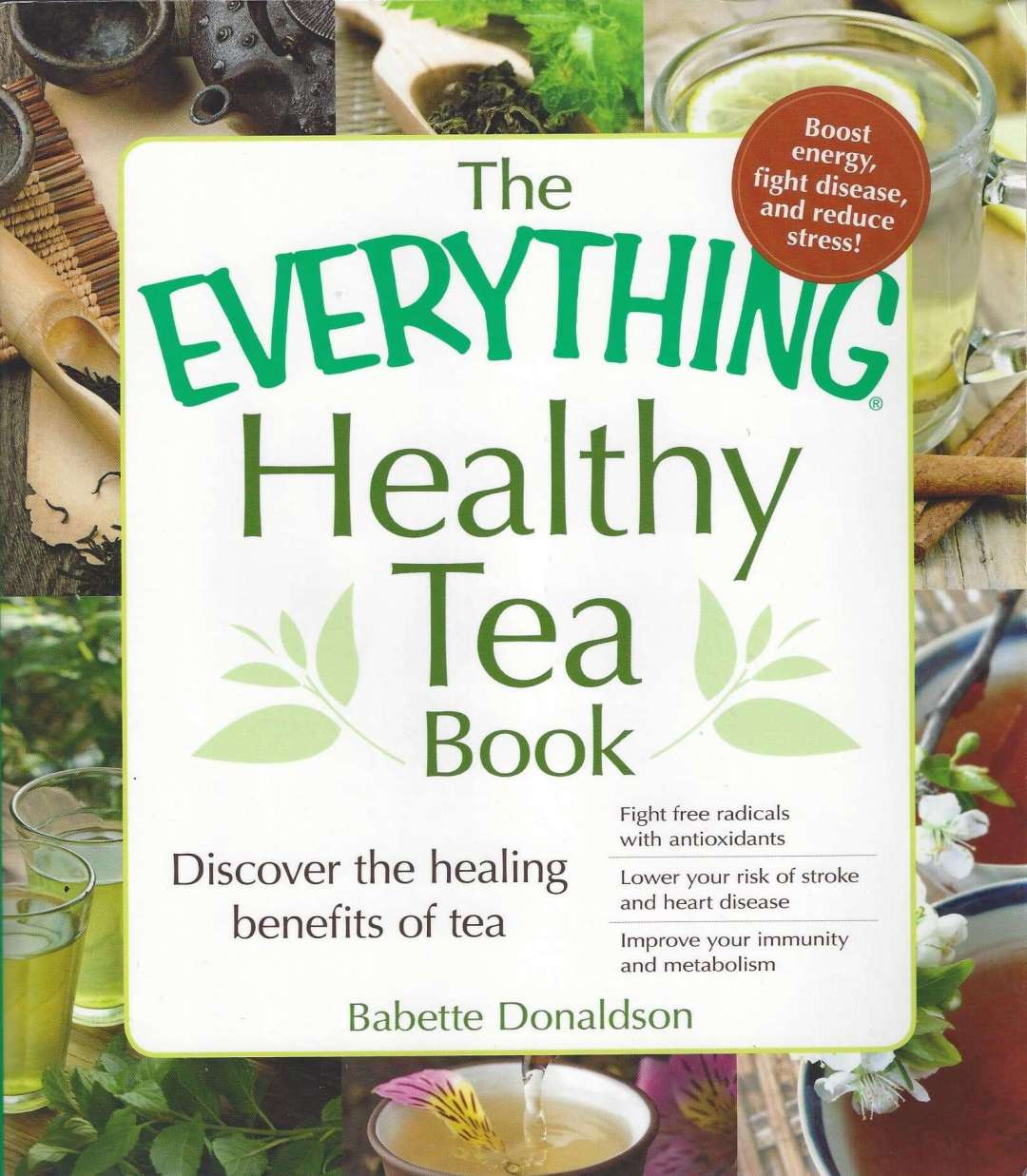 Everything Healthy Tea Cover