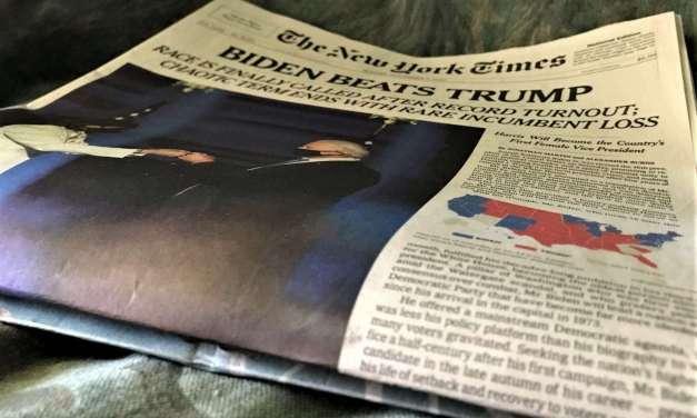 Tea in Newspaper Headlines