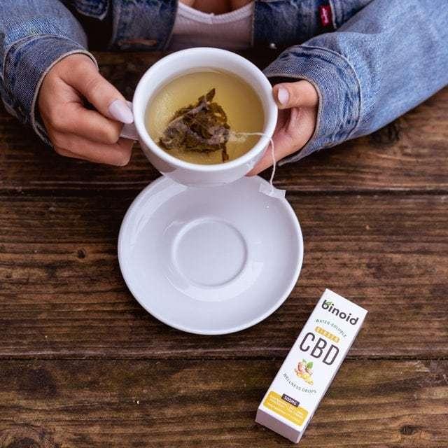 Health Benefits of Hemp Tea