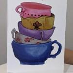 The Tea Fairy Brigade and Swap