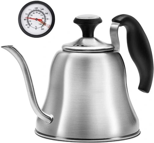 Chefbar Tea Kettle - with thermometer built in