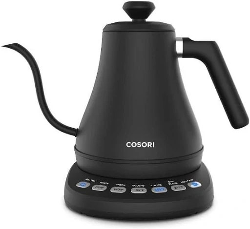 Cosori Electric Kettle - With gooseneck and temperature controls