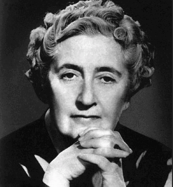 Tea and Mystery by Ms. Agatha Christie