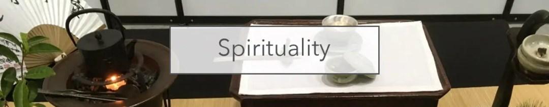 Spirituality header