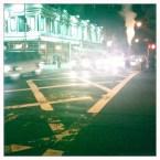 New York - Works by night