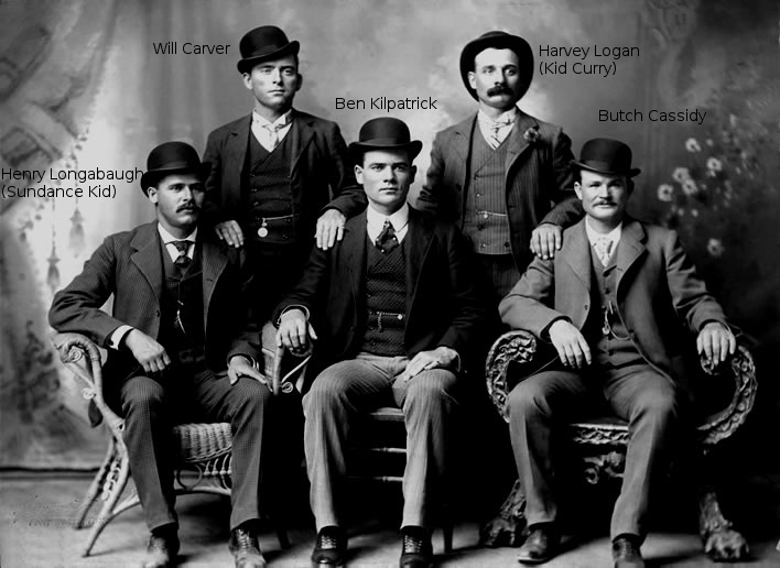 Image result for the wild bunch butch cassidy