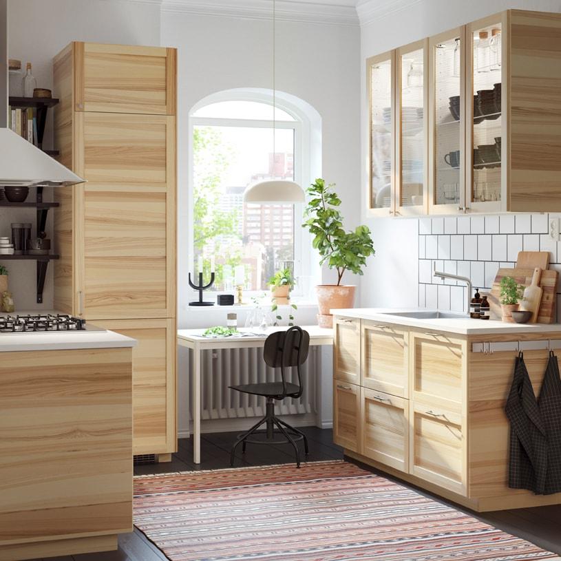 Kuchnia Z Ikea Czy Od Stolarza Porownanie Tchorek Home