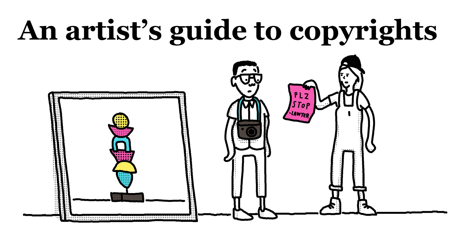 An artist's guide to copyrights