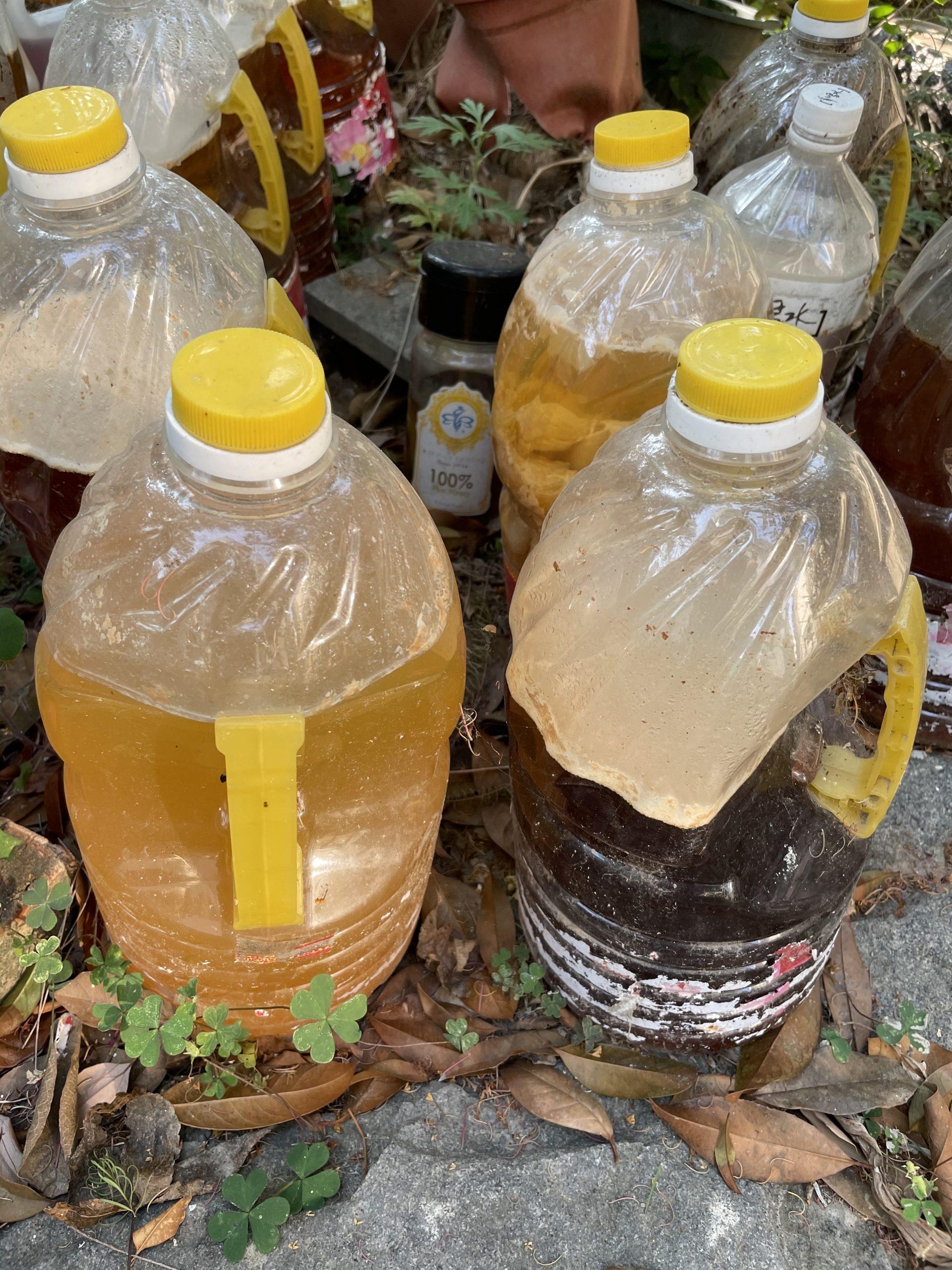 堆肥製作18液肥製作