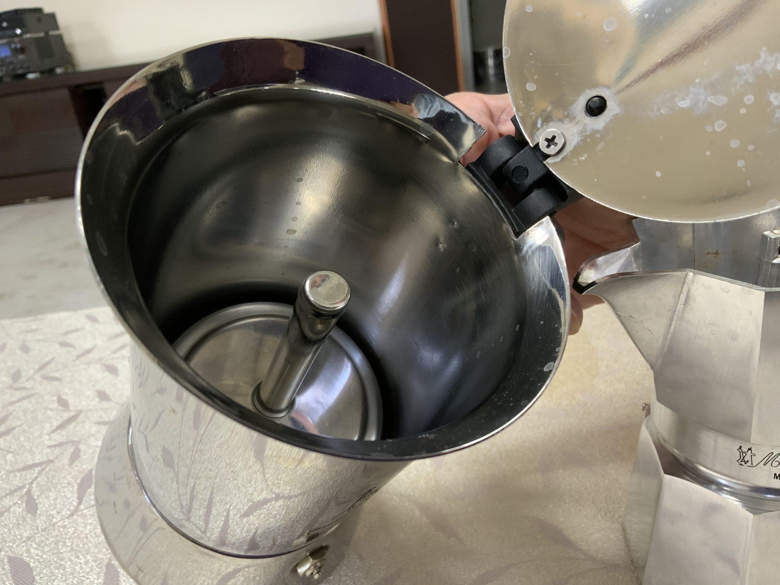 不藏私沖煮咖啡 Bialetti 不鏽鋼摩卡壼
