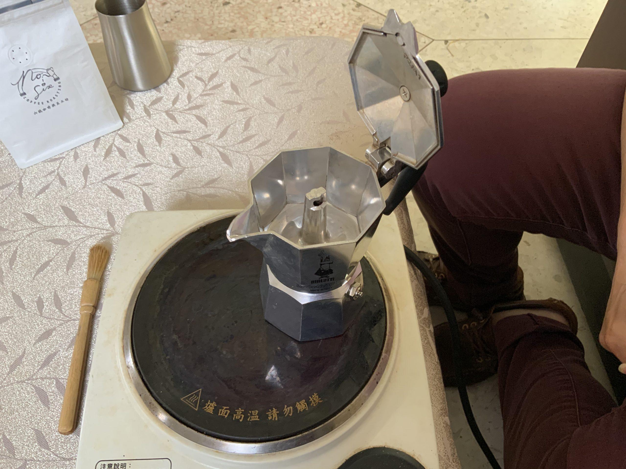 不藏私沖煮咖啡 摩卡壼 bialetti