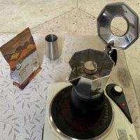 不藏私沖煮咖啡4-升級版的加壓式摩卡壺