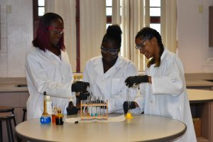 Associate Degree in Biology and Chemistry