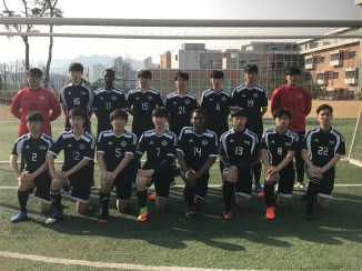 APAC Soccer Boys 2017 - TCIS Team Picture