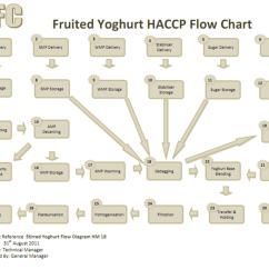 Food Process Flow Diagram Symbols Honda Pressure Washer Carburetor Haccp Chart