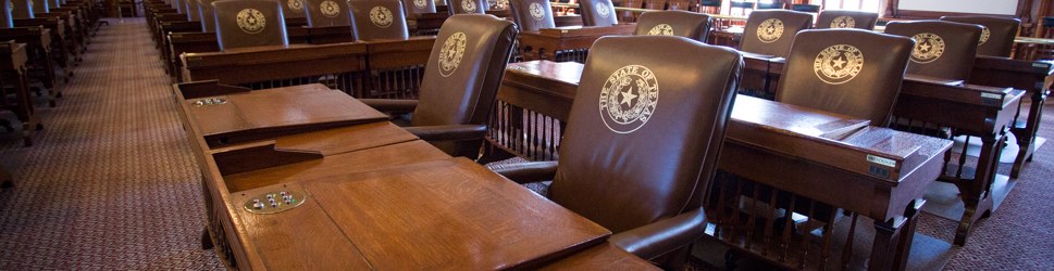 Speaker Straus issues Hurricane Harvey interim charges
