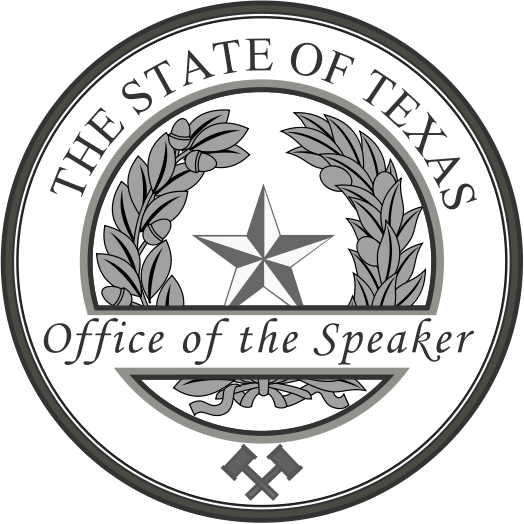Texas Speaker Seal | Texas House of Representatives